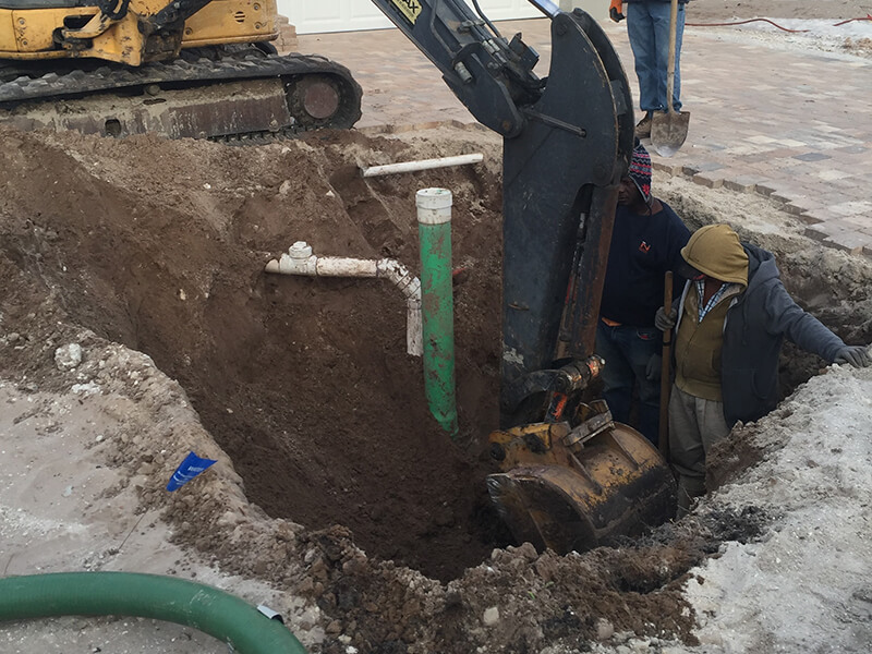 The Plumber's Plumber Excavations