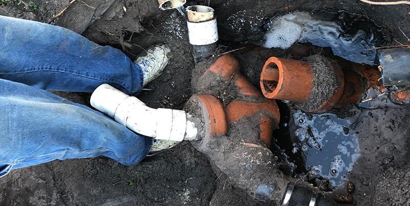 The Plumber's Plumber Water Main Leak Repairs