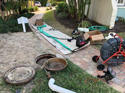 The Plumber's Plumber Manhole Rehabilitation