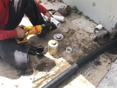 The Plumber's Plumber Trenchless Drain Repair